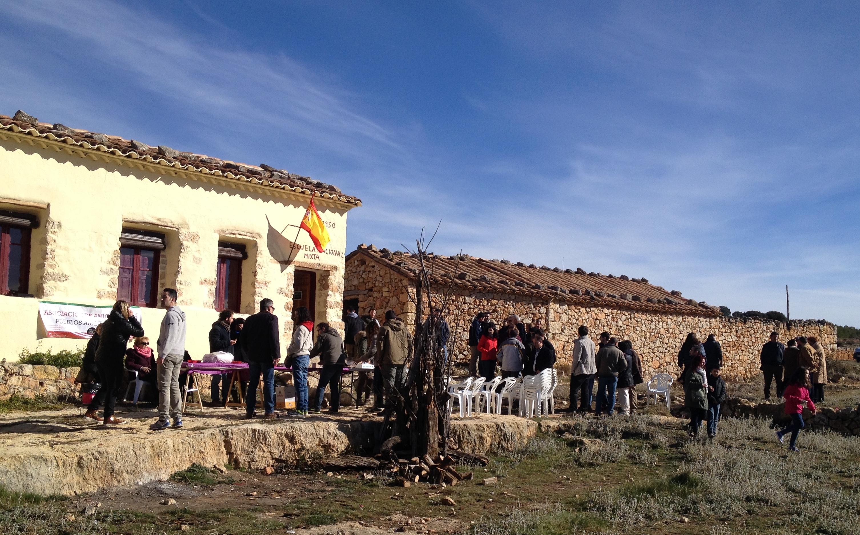 Días de visitas guiadas en Mas Blanco